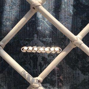✨3 for $9✨2 gold pins hearts and circles